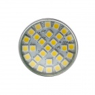 KindFire GU10 5W 340lm 3500K 29 x SMD 5050 LED Hot Light Light Spot Ampoule avec couvercle - (220 ~ 240V)