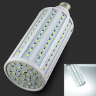 HZLED E27 30W 2900lm 6000K 165 x SMD 5630 LED White Corn Light - White + Silver (AC 220~240V)