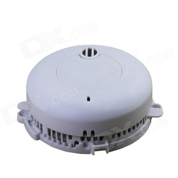 CJ-01 Independent Type Fire Smoke Detector Alarm - White