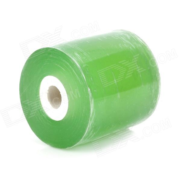 PVC Electric Wire Film - Green (100m) environmentally friendly pvc inflatable shell water floating row of a variety of swimming pearl shell swimming ring