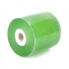 PVC Electric Wire Film - Green (100m)
