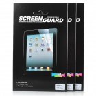 "Protective Matte Screen Protector Set for ASUS MeMo Pad ME172V 7"" - Transparent (3 PCS)"
