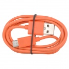RIchino RS-M01 USB к Micro USB данных / зарядный кабель для Nokia / Samsung / HTC / Motorola - Orange