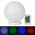 3W 3800lm 36-LED 7-Color Light Change Decoration Lamp w/ Remote Controller (AC 100~240V)