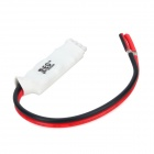 JRLED 5050 SMD 3528 SMD RGB Stripe Mini 3-Key Controller - White + Black + Multicolored (DC 12~24V)