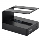 "MAIWO K303FW USB 2.0 SATA 2.5"" / 3.5"" 1394A 1394B HDD Docking Station w/ US Plug Power Adapter"