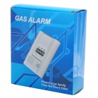 Combustible Gas Leakage Detector - White (AC 110~220V)
