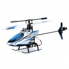 Yi ZHAN 58015 2.4GHz 4-CH Single Screw R/C Helicopter Toy - Blue + Black (6 x AA)