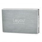 "LYEOU LY-980 ""12800mAh"" Power Bank External Battery Charger for Cell Phone / Tablet PC - Black"