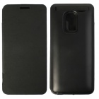 "External ""4200mAh"" Power Battery w/ Protective Case for HTC One Max - Black"