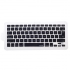 XSKN 799223332H07 Protective Keyboard Cover for Apple Macbook Laptops - Black