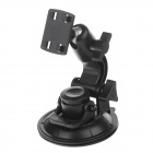 H90 360 Degree Rotation Four Export Base for Mobile / GPS - Black