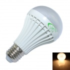XinYiTong E27 7W 600lm 3000K 27 x SMD 2835 LED Warm White Light Lamp Bulb - (120~265V)