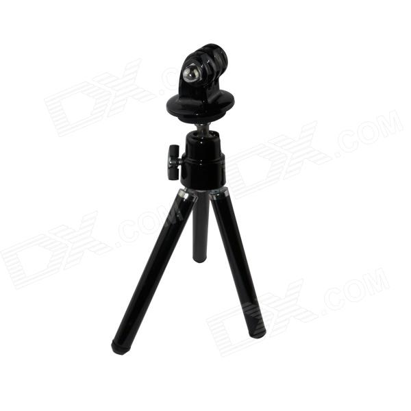 "5.5"" Mini Tripod for Digital Camera / Gopro Hero 1 / 2 / 3 / 3+ / SJ4000"