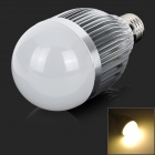 010 E27 9W 700lm 3000K LED Warm White Light Bulb (AC 85~265V)