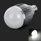 010 E27 9W 700lm 6500K LED White Light Bulb (AC 85~265V)