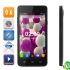 THL T5 Android 4.2 Dual-Core WCDMA Bar Phone w/ 4.7' QHD, Wi-Fi and GPS - Black