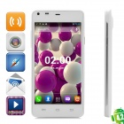 THL T5 Android 4.2 Dual-Core WCDMA Bar Phone w/ 4.7' QHD, Wi-Fi and GPS - White