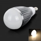 FG49 E14 7W 350lm 3500K 7-LED Wamr White Light Bulb (AC 85~265V)