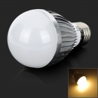 E27 5W 250lm 3500K 5-LED Warm White Light Bulb (AC 85~265V)