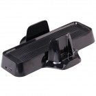 IPEGA CM007 Third Generation High Quality 3 in 1 Cooling Fan Stand for Xbox 360 Slim - Black