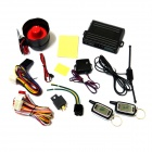 "1.4"" LCD Two Way Car Alarm System - Black"