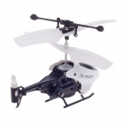 LH-1211 Mini 3.5-CH R/C Helicopter w/ Gyroscope - Black + White