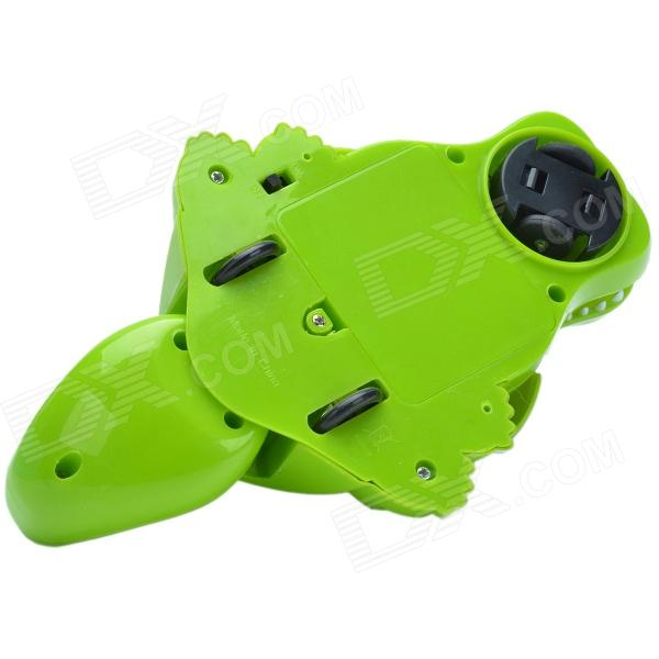Naughty little crocodile electric toy w cool music Cool motorized toys