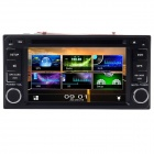 "HuiFei HF 7618S 6.2"" Touch Screen Car DVD Player w/ Radio / GPS / ATV for Toyota Corolla - (DC 12V)"