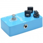 Caline CP-11 FUZZ Effect Pedal for Electric Guitar - Blue + Black
