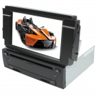 "LsqSTAR 6.2"" Car DVD Player w/ GPS,TV,RDS,BT,CCD,SWC,AUX-IN,Can Bus,Dual Zone for Benz C-Class W204"