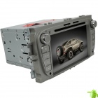 "LsqSTAR 7 ""Android 4.0 DVD-плеер автомобиля ж / GPS, ТВ, RDS, Wi-Fi, PIP, МЖК, BT, 3D UI, Dual Zone для Ford Focus"