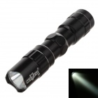 SKY EYE 508 80lm 6000K LED White Light Mini Flashlight - Black (1 x AA)