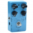 Caline CP-12 Overdriven Effector/ Single Effect Device for Electric Guitar - Blue + Black