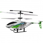 Xinhangxian S039G 3.5-CH Rechargeable R/C Helicopter w/ Gyro - Green + White + Black