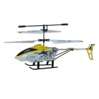 Xinhangxian S039G 3.5-CH Rechargeable R/C Helicopter w/ Gyro - Yellow + White + Black