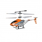 Xinhangxian S039G 3.5-CH Rechargeable R/C Helicopter - Orange + Black + Blue