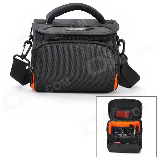 HGYBEST Camera Protective Bag  for Gopro Hero 4/3+ / HERO3 / HERO2 - Black zalman cnps12x