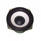 Jtron 5-inch Square Antimagnetic Leakage Computer Speakers Dedicated - Black + Bronze