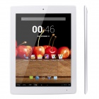 "CHUWI V99X 9.7"" Retina Quad Core Android 4.2 Phone Tablet PC w/ 3G Module, 2GB RAM, 16GB ROM - White"
