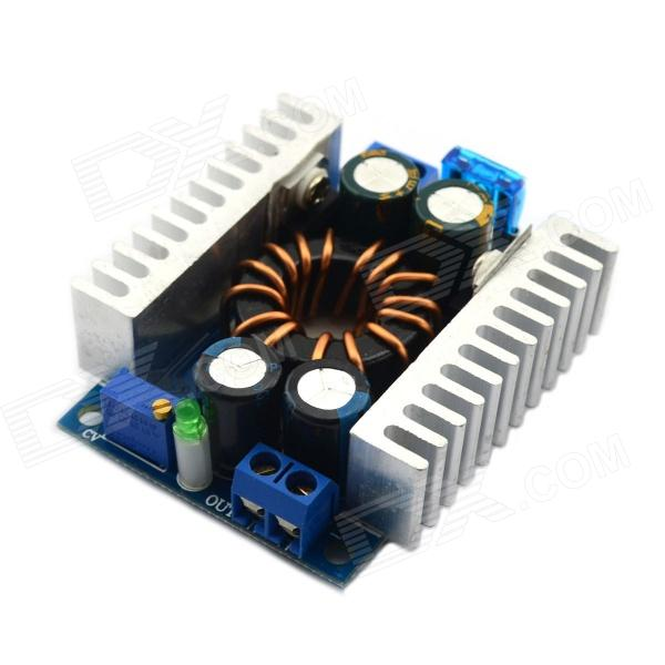 Jtron DC-DC 8~32V To 9~46V 150W High Power Mobile Car Laptop Power Boost Module - Blue