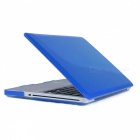"ENKAY Crystal Hard Protective Case for Macbook Pro 13.3"" - Dark Blue"