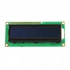 Specified Raspberry PI LCD Module 3.3V with Backlit - Green + Black