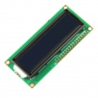 Specified LCD Module 3.3V with Backlit for Raspberry PI - Green + Black