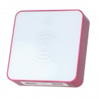 Hualaishi HB-13 6000mAh QI Standard Wireless Portable Power Bank for Cellphones (100~240V)