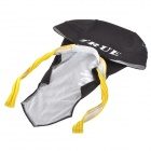 TOPCYCLING 07 Cycling UV Protection Sweat-absorbent Hat - Black + Yellow
