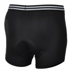 JSZ 001 Breathable Mesh Fabric Cycling Short Pants - Black (M)
