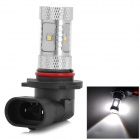 HJ-9005-8W2323 9005 8W 800LM 6500K White Light Samsung 2323 SMD LED w/ Convex Lens Car Light
