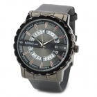 BARIHO D551 Fashion Casual Men's Digital Wrist Watch w/ Calendar - Black + Olive (1 x 626)