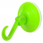 Suction Cup Hanging Hook for Kichen / Bathroom - Green